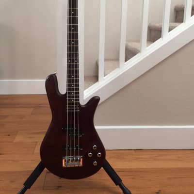 Spector LG4NTWAL Legend 4 Neck-Thru 2016 Walnut