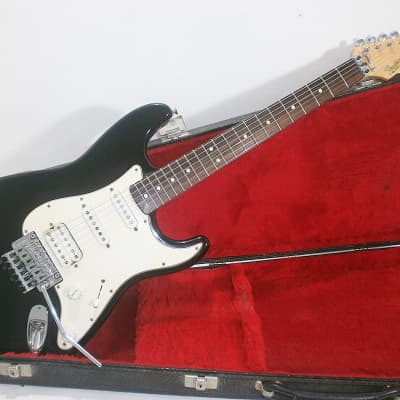 Fender Standard HSS Stratocaster Floyd Rose Mexico 1997 for sale