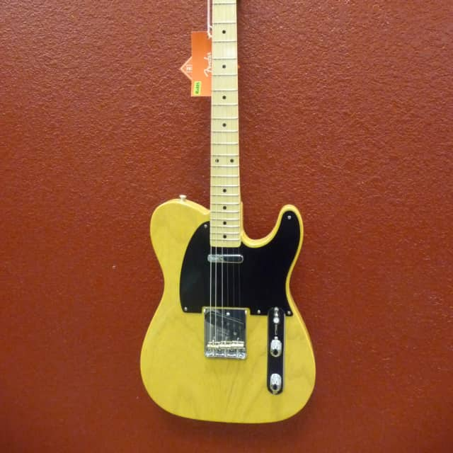 Fender American Original 50's Telecaster  Butter Scotch Blonde Finish, SN-V1853038 image