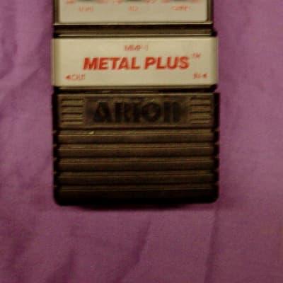 Vintage ARION MMP-1 METAL PLUS Efx pedal for sale