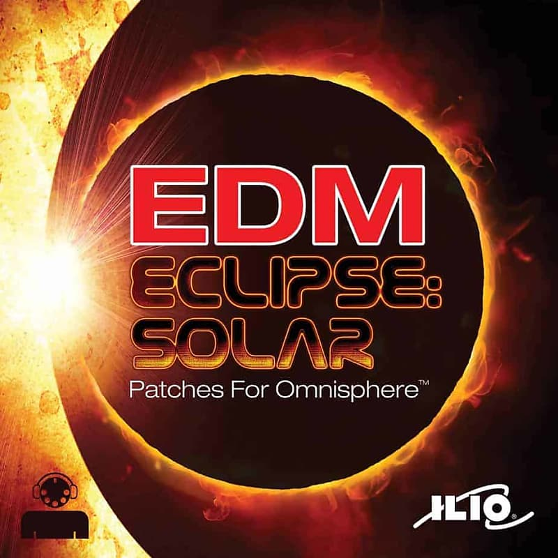 ILIO EDM Eclipse: Solar (Patches for Omnisphere 1 5 and 2 0)