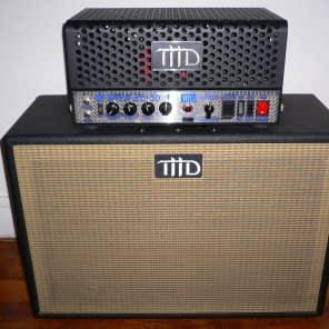 THD BiValve 30 Class-A 30-Watt 2x12 Guitar Half Stack