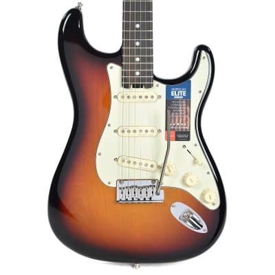 Fender American Elite Stratocaster 3-Color Sunburst MINT image