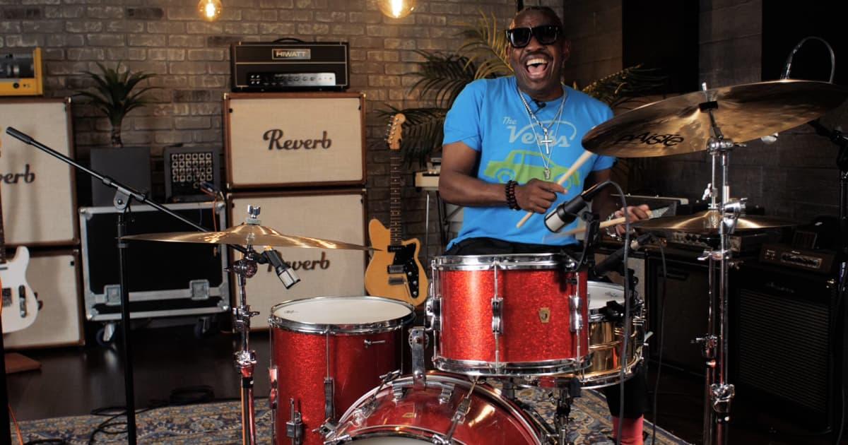 Video: Steve Jordan Shares Wisdom Learned from Behind the Drum Kit