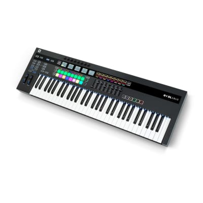 Novation 61SL MkIII 61-Key MIDI Controller with Sequencer
