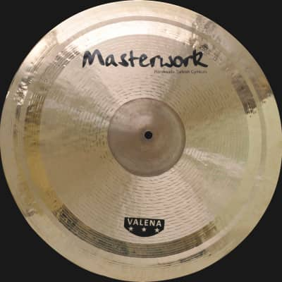 "Masterwork 22"" Valena Crash/Ride"