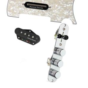 920D Custom Shop 28-32-16-21 Seymour Duncan Brent Mason Pickups Loaded Tele Pickguard