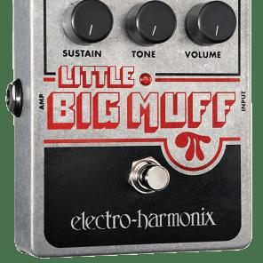 NEW! Electro-Harmonix Little Big Muff Pi