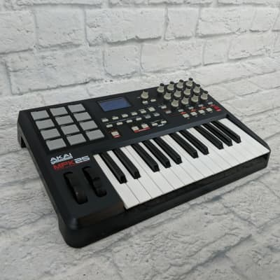 Akai Max 25 - User review - Gearslutz