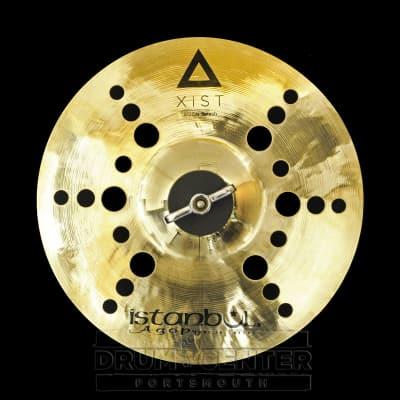 "Istanbul Agop Xist Ion Splash Cymbal 8"" image"