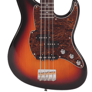 Fret-King FKV4OCB Perception Bass Original Classic Burst for sale