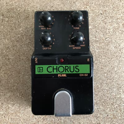 Pearl CH-02 Chorus Vintage 80's for sale