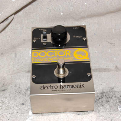 Vintage Electro-Harmonix Doctor Q Envelope Follower Filter Pedal dr dr.