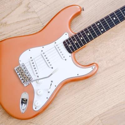 1994 Fender Stratocaster '62 Vintage Reissue 40th Anniversary Burgundy Mist Japan MIJ w/ Case for sale