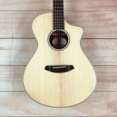 Breedlove Pursuit Concert Cutaway CE Sitka-Ziricote Acoustic-Electric Guitar