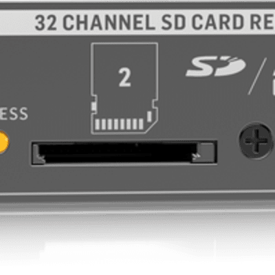 New Behringer X32 Expansion Card for 32-Channel Live Recording/Playback