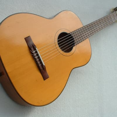 CREMONA Standard  Vintage Acoustic Classic Konzert GUiTAR Handwork 1968 Bohemian Gitarre 6 String Ra for sale