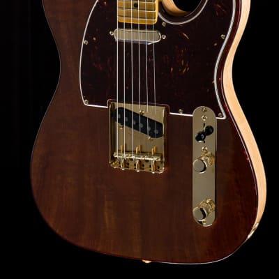 Fender Rarities Red Mahogany Top Telecaster (731)