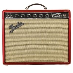"Fender '65 Princeton Reverb Reissue ""Pink Paisley"" FSR Limited Edition 15-Watt 1x10"" Guitar Combo 2015"