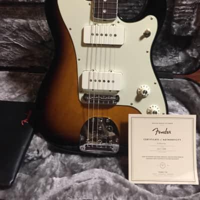 Fender Limited Edition Parallel Universe Series Jazz Tele 2-Color Sunburst 2018