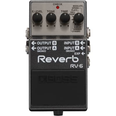 Boss RV-6 Reverb - Boss RV-6 Reverb for sale