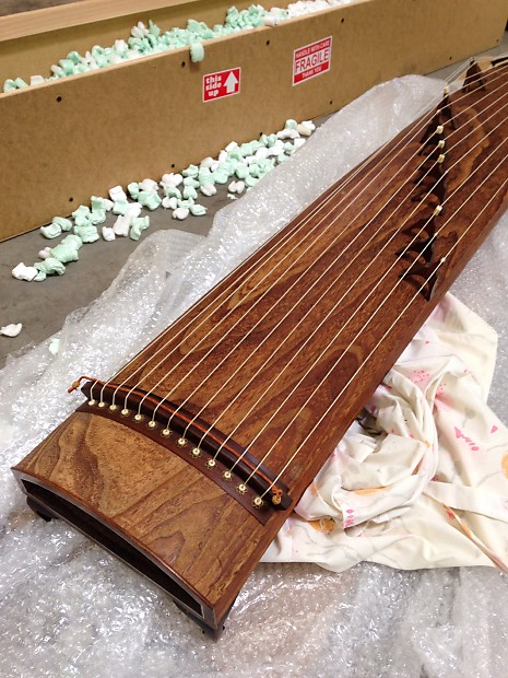 Antique Japanese Koto | Teruya Guitars