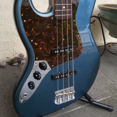 Fender Jazz Bass MIJ Lefty '62 Re-issue for sale
