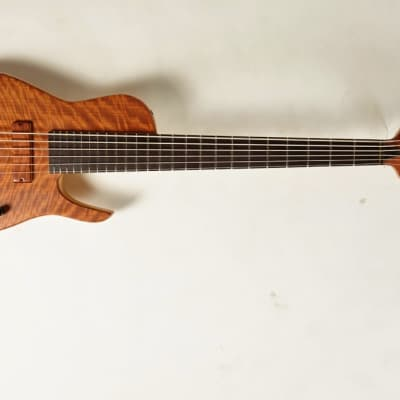 JCR SC6 Quilted Makore 6-String Bass