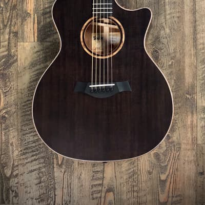 Taylor Custom GA 2020 Catch 01 Charcoal Satin for sale