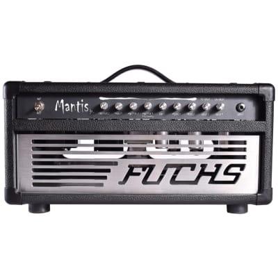 Fuchs Mantis Jr. Guitar Amplifier Head (50 Watts) for sale