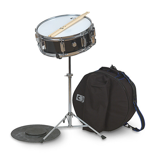 CB PERCUSSION 3675 Backpacker Snare Drum Kit | Reverb