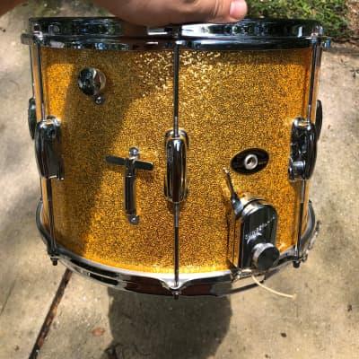 Vintage Slingerland Marching Snare Drum