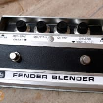 Fender Fender Blender 1968 Silver image