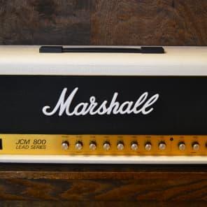Marshall 20th Anniversary JCM 800 Lead Series Model 2205 Dual-Channel 50-Watt Head 1982