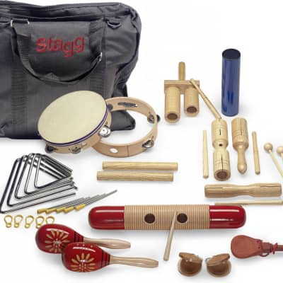 Stagg Junior percussion kit w/ bag
