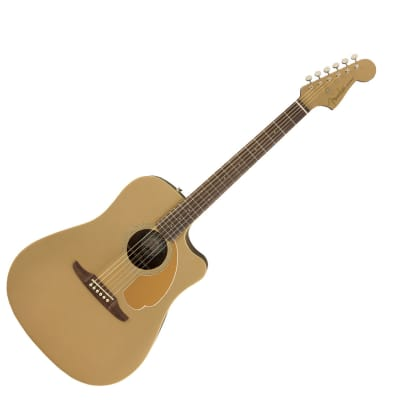 Fender Redondo Player - Bronze Satin w/ Walnut Fingerboard - Used