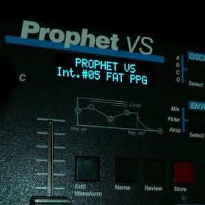 OLED Display Upgrade - Sequential Circuits Prophet VS / Rack VS / Studio 440