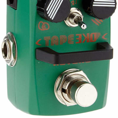 Hotone Tape Eko Modeling Tape Delay Guitar Effects Pedal for sale