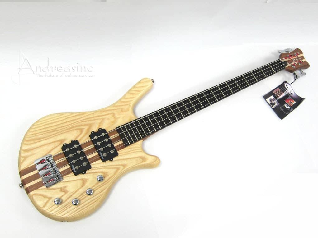 kona 4 string electric bass guitar thru neck reverb. Black Bedroom Furniture Sets. Home Design Ideas