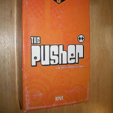 Rotosound The Pusher Analog Compressor
