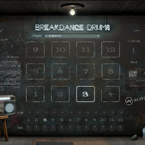 BeatSkillz RetroHit Drum Plugin