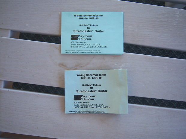 Seymour Duncan Hot Rails Early 90\'s Black / Set of 3 | Reverb