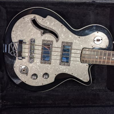 DiPinto Belvedere Deluxe Bass 2006 Black for sale
