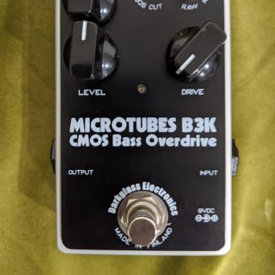 Darkglass Electronics Microtubes B3k Bass Overdrive