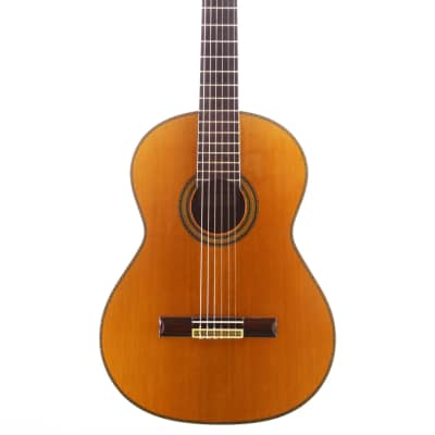 Manuel Contreras 1984 double top classical guitar - extremly nice sounding guitar - check video! for sale