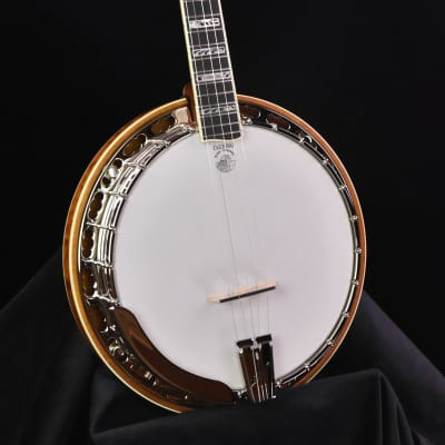Deering Tony Trishka Silver Clipper Banjo for sale