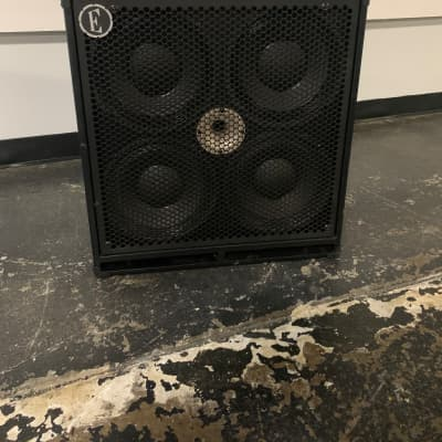 Eden Amplification Terra Nova TN410 Bass Speaker Cab - 600W 8Ohm 2019