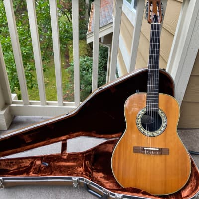 1974 Ovation Classical Country Artist 1624-4