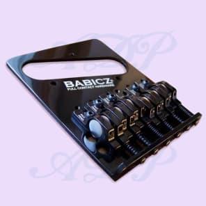 Babicz FCH-TLBK Full Contact Hardware Telecaster Bridge