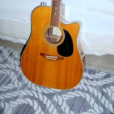 Aspen Single Cutaway Model 125GC Right handed1988-89 natural wood tones for sale